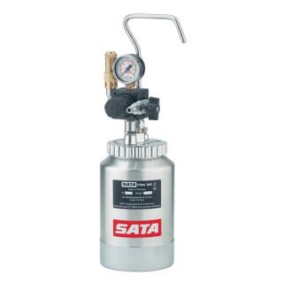 Farbdruckgefäß SATA mini set Einfachdruckminderer 2 Liter - SATA 120840