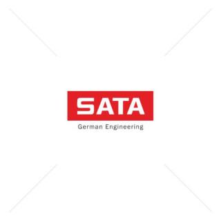 Manometer 0-6 bar, 40 mm, grüner Bereich 1-3 bar für Adsorber SATA air star C - SATA 25015