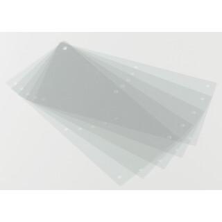 Sichtfolie CE Industrie 4-fach Lochung 25 Stk - SATA 22905
