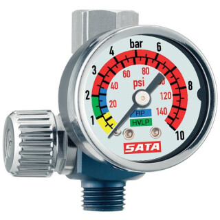 SATA Luftmikrometer mit Manometer - SATA 27771
